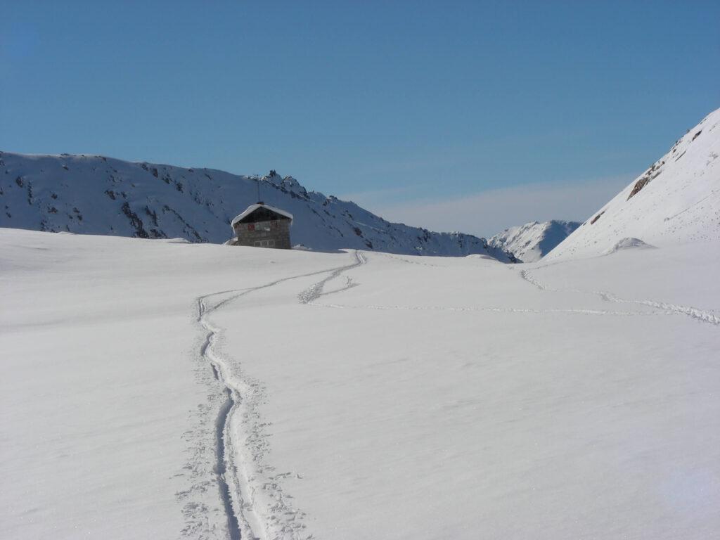 skiing-Bariloche-refugio-Frey