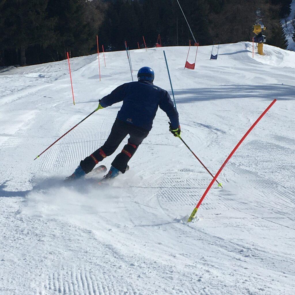 skirace camp Switzerland