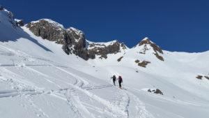 Ski todurig camp Vallorcine