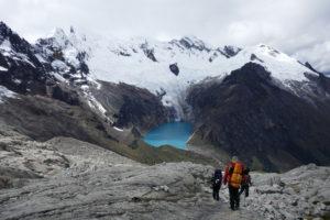 Peru trekking tour, Cordillera Blanca trekking tour, Cordillera Blanca Peru trekking and climbing tour, climb toclaraju, climb iishinca, climb urus, climb alpamayo