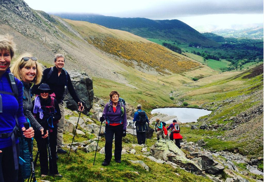 Cornwall and Lake District hiking with Patagoniatiptop