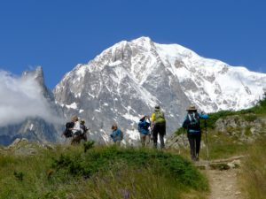 Tour du Mont Blanc hiking tour, trekking tour Chamonix, Trekking Courmayeur, TMB