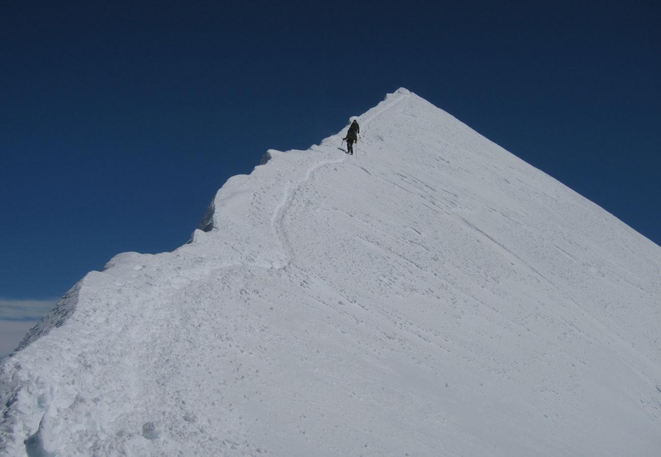 Ski Mont Blanc with Patagoniatiptop