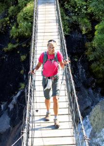 Tour du Montblanc, Wandern, trekking rund um den Mont-Blanc, Chamonix, Alpen