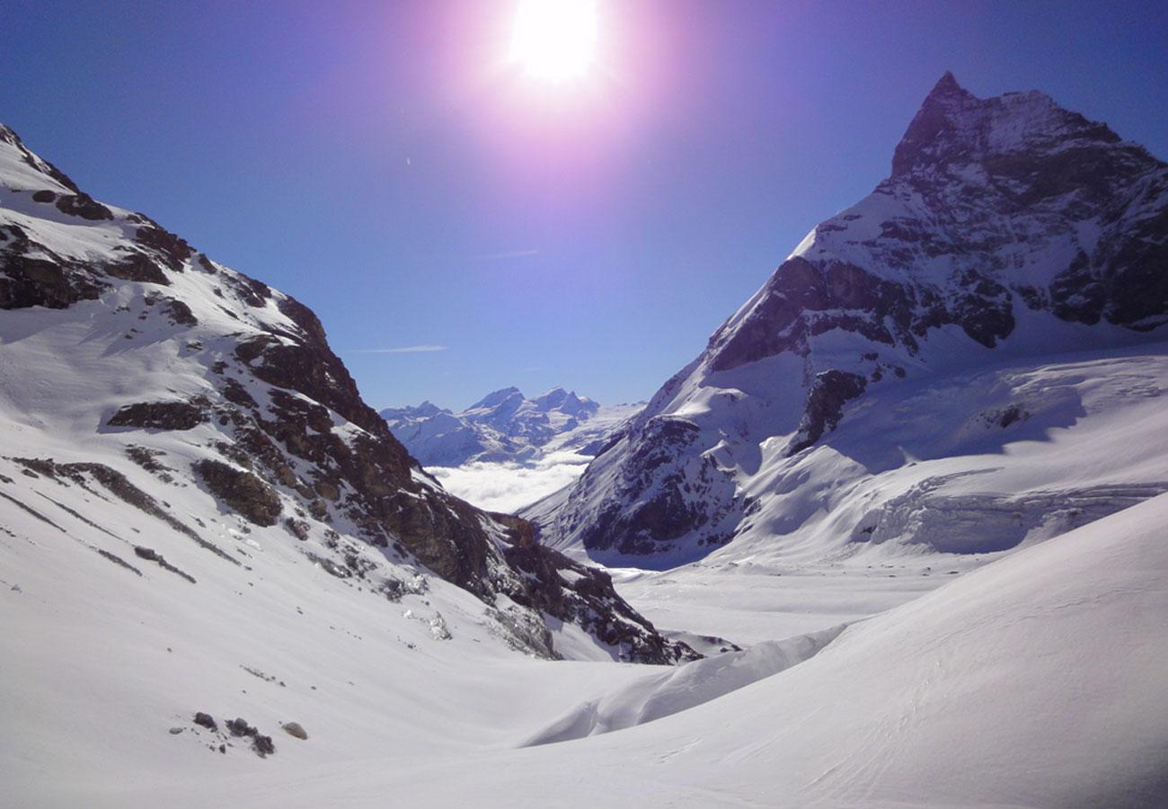Zermatt Haute Route with Patagoniatiptop