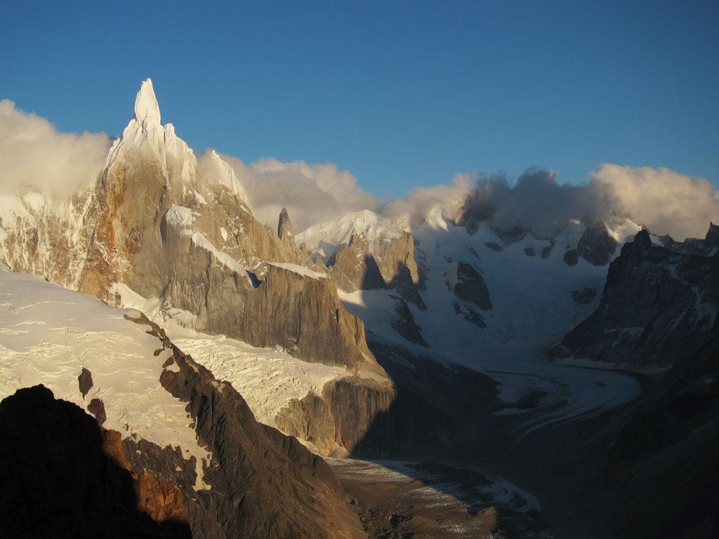 Patagoniatiptop peaks and climbing