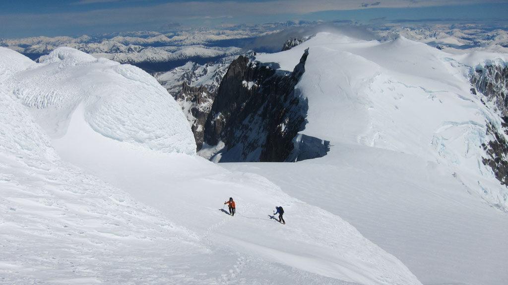 Patagoniatiptop ski rando