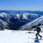 Skitouring Bariloche, Patagonia