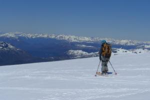 Skiing Cerro Tornador in Bariloche
