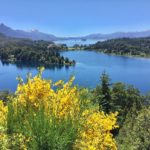 Trekking Bariloche Berghütte zu Mountain Hut Wandern, Refugio Frey, Refugio Laguna Negra, Refugio San Martin