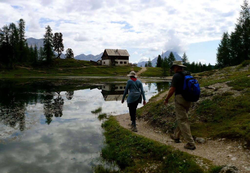 Dolomiten Wanderwoche Cord di Lago