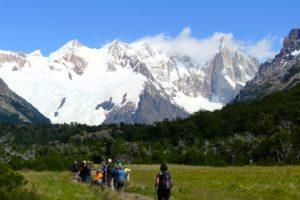 Hiking trip Patagonia, Argentina and Chile, Bariloche, El Chalten, Perito Moreno Glacier, Torres del Paine National Park