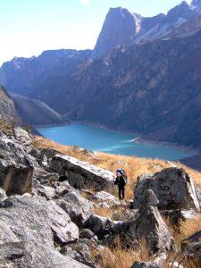 Cordillera Blanca trekking and climbing