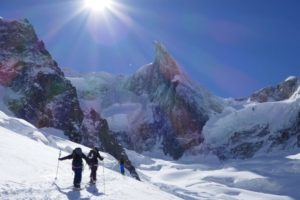 Freeride Ski und Skitouren in Chamonix