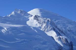 ski tour mont blanc in Chamonix