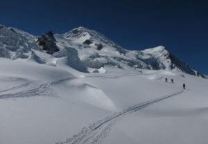 ski tour mont blanc