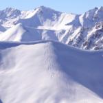 backcountry skiing kyrgyzstan