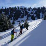 Skitouren in Kirgisistan Tien Shan Mountains