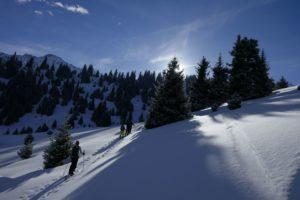 Skitouren in kirgistan mit Übernachtungen in Jurten