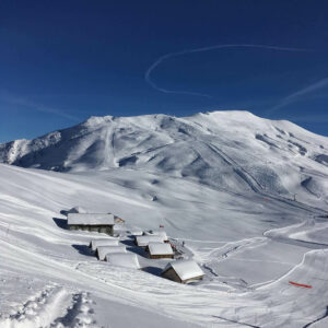 chamonix ski area on our great alps ski safari