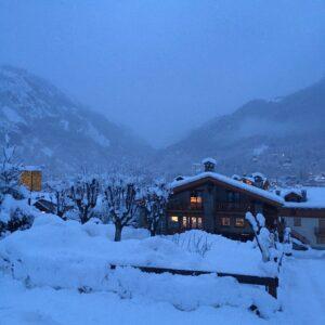 Grand alps ski safari Hotel in Courmayeur