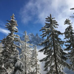 snowshoeing-chamonix-chalet-loriaz