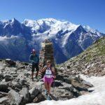 Wandern von Hütte zu Hütte von Chamonix