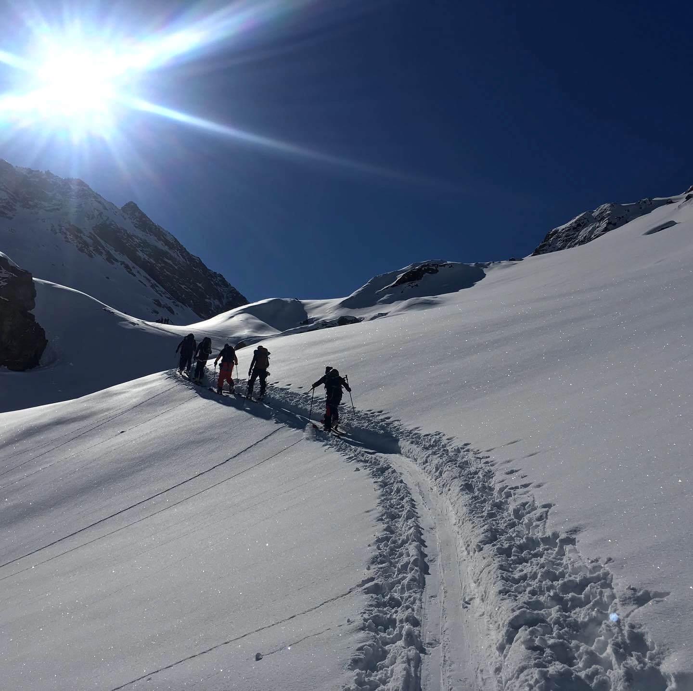 Monte-Rosa-Ski-tour